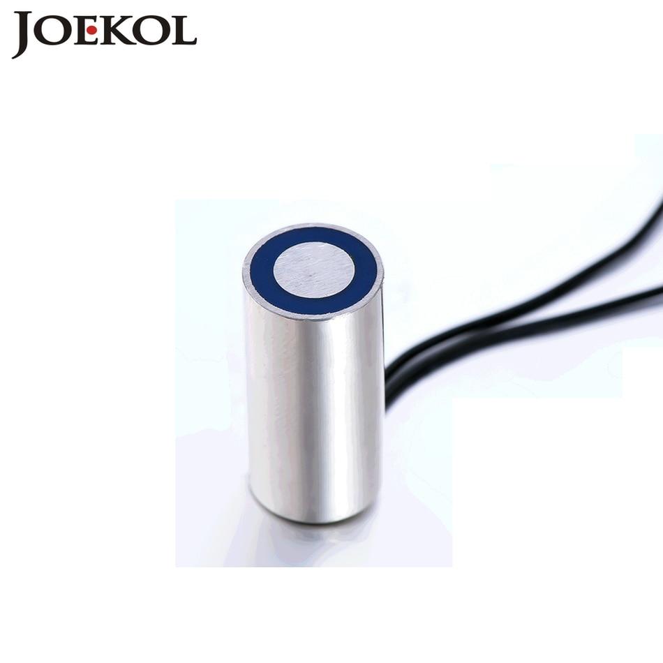 Neue ankunft JK25/40 DC 6 V 12 V 24 V Elektromagneten Heben 8 KG Magnet Sucker Halten Elektrische Magnet nicht-standard-brauch
