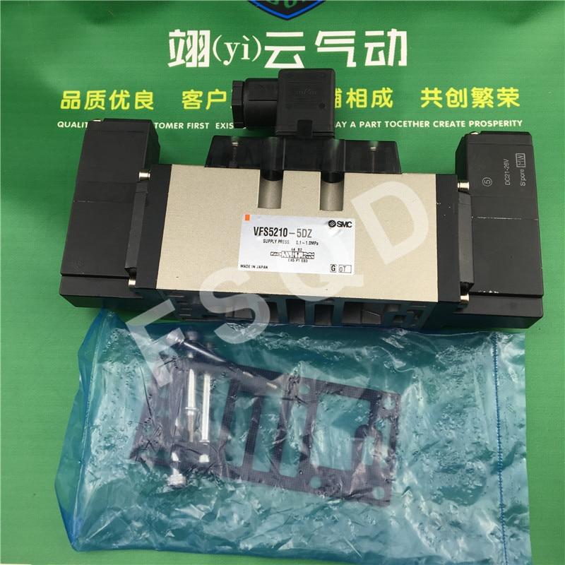 VFR5110-5D-04 VFR5110-5D-06 VFR5210-5D-06 VFS5110-5DZ-06 VFS5210-5DZ SMC original mechanical valve manual valve цена