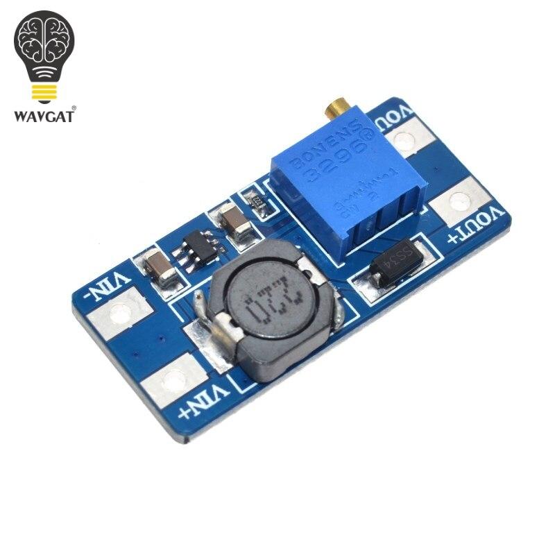1PCS MT3608 2A Max DC-DC Step Up Power Module Booster Power Modul 3-5V bis 5V /9 V/12 V/24 V