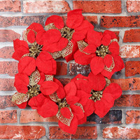 Hot Sale New Year Christmas Wreath Garland Window Home Decor Christmas Tree Decorations Ornaments New Year