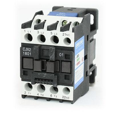 цена на CJX2-1801 AC Contactor 380V 50/60Hz Coil 18A 3-Phase 3-Pole 1NC