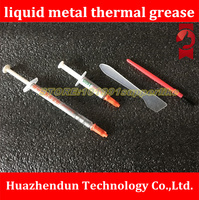New Product liquid metal thermal grease Laptop water cooling CPU lid, liquid metal heat conductive paste, silicone artifact