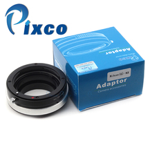 Pixco Adaptador de montaje de lente para cámara nikon montaje F G, para Samsung NX, NX1100, NX300M, NX2000, NX300, NX210, NX20, NX5
