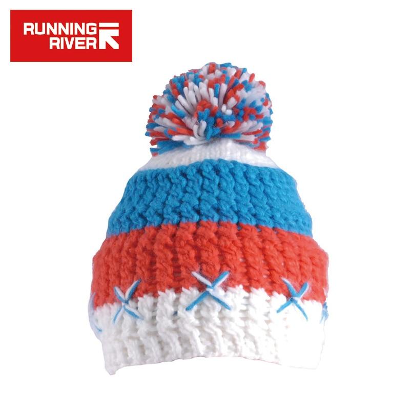 ⊱Correr River marca de esquí sombrero tapa forrada para las mujeres ...