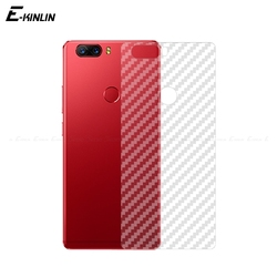 На Алиэкспресс купить стекло для смартфона clear soft 3d carbon fiber protective back film for zte nubia x z17s z17 z18 mini s minis v18 rear screen protector not glass