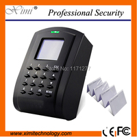 Standalone LCD screen USB Host communication 30000 card record 100000 Logs capacity door access control system access controller