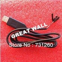 PL2303HX USB трансфер в TTL RS232 Адаптера Последовательного Порта Кабель Модуль PL2303 Консоль Восстановления Upgrade