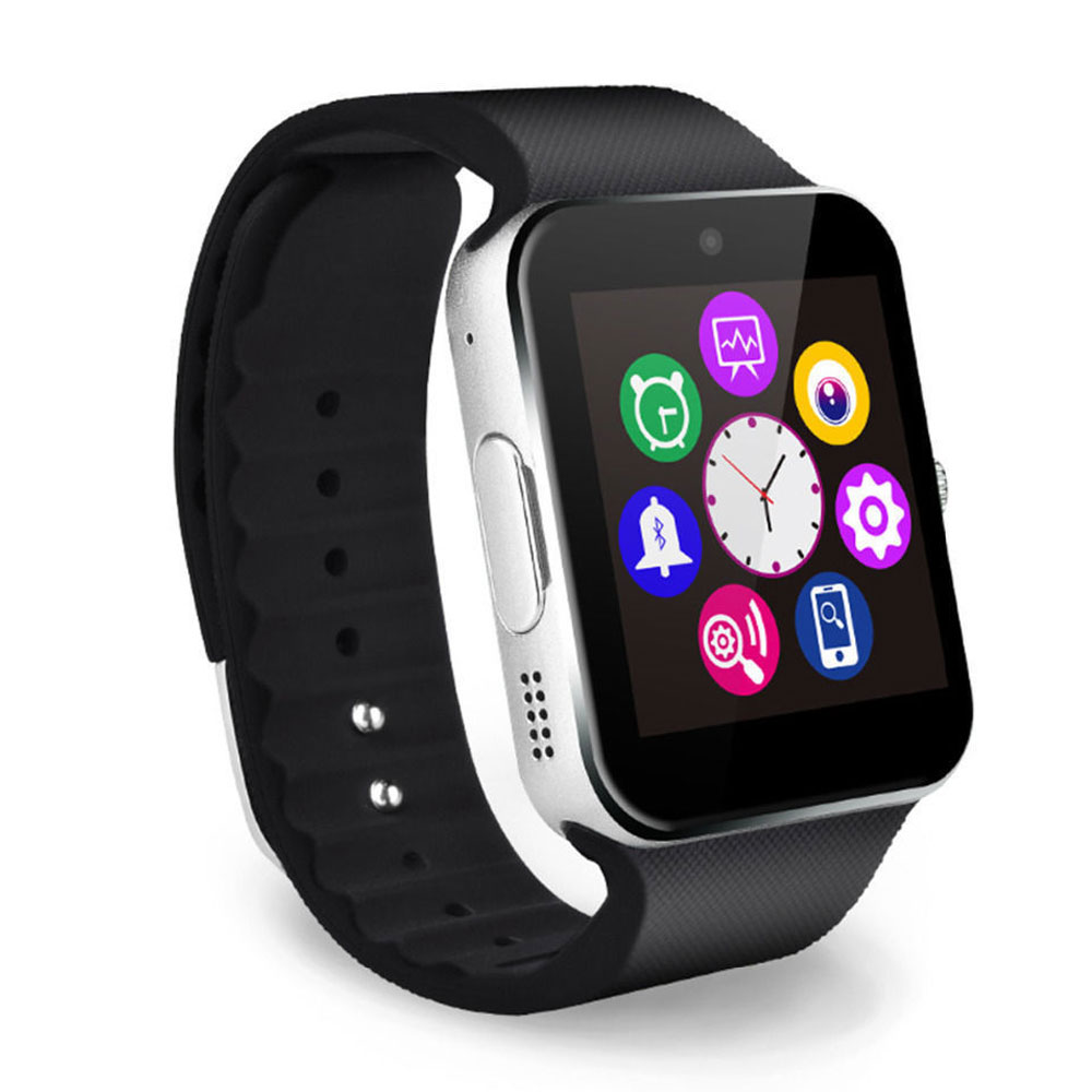 Wrist Smartwatch Support Strap Bluetooth Multi-Languages Z60 Gt08-Plus Metal Android