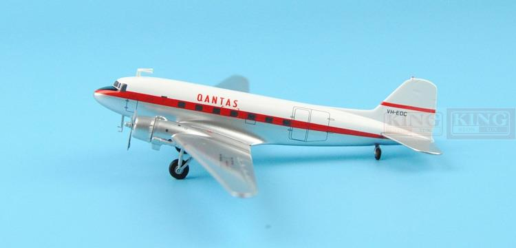 Wings JC [Special] 2091 aviation VH-EDC 1:200 (C-47A) DC-3 commercial Australian jetliners plane model hobby special offer wings xx4232 jc korean air hl7630 1 400 b747 8i commercial jetliners plane model hobby