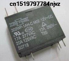 Реле 302WP 1AH C 12VDC 17A 277VAC 10 шт|Реле| | АлиЭкспресс