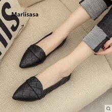 Vrouwen Platte Schoenen Women Cute Sweet Comfortable Pu Leather Flat