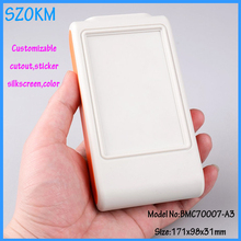 4 pcs/lot electronic enclosure electronic handheld instrument enclosure plastic housing 171X98X31 MM