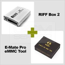 RIFF box V2 Best Jtag with emate pro(China)