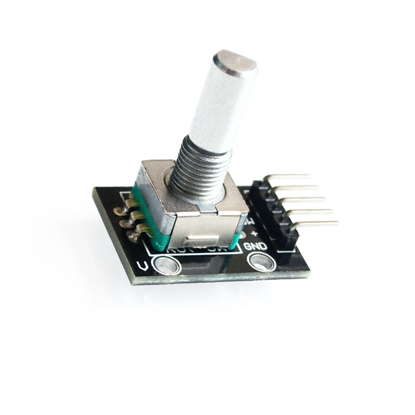 Rotary Encoder Module Brick Sensor Development for arduino
