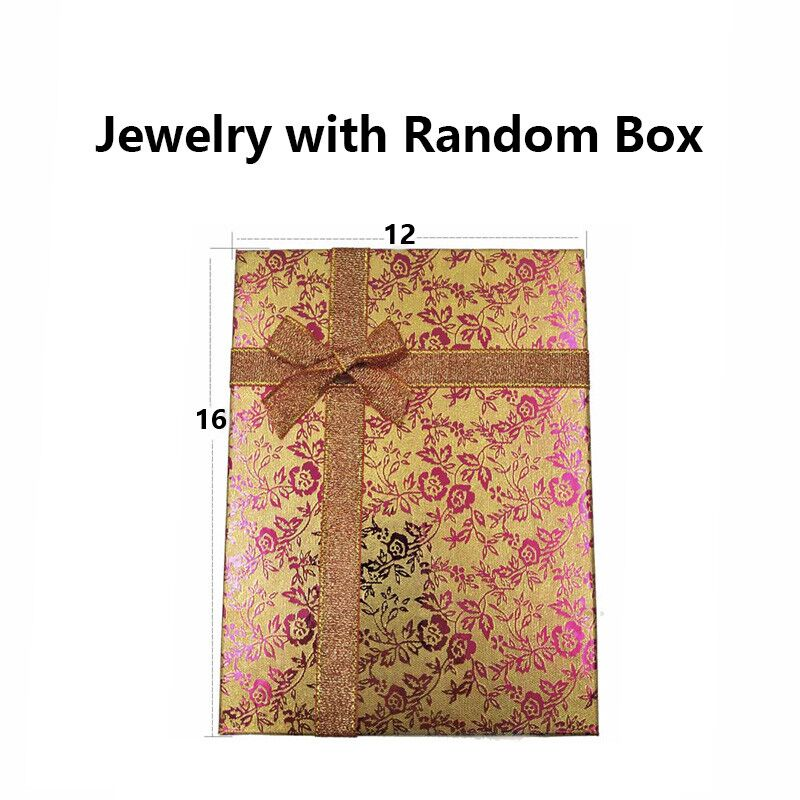 jewelry set and box