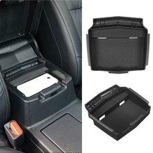 Автомобиль Многофункциональный центральной коробка для хранения для Honda CRV 2012 2013 2014 2015 2017 аксессуары для интерьера Укладка Уборка