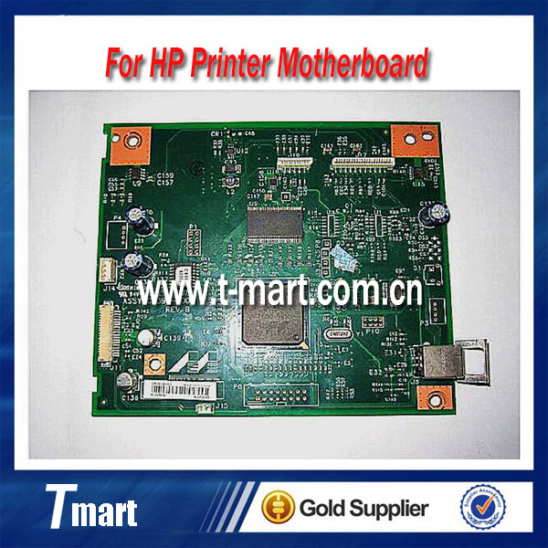 ФОТО 100% working printer formatter board for HP M1005 CB397-60001 logic board, fully tested and perfect quality