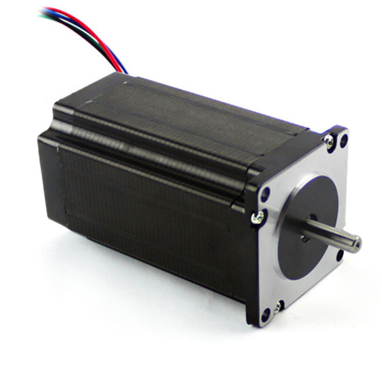 ФОТО 60HS67-2008 / 1.8 degree 60mm 2phase Square hybrid stepper motor NEMA24 / 60mm high torque stepper motor