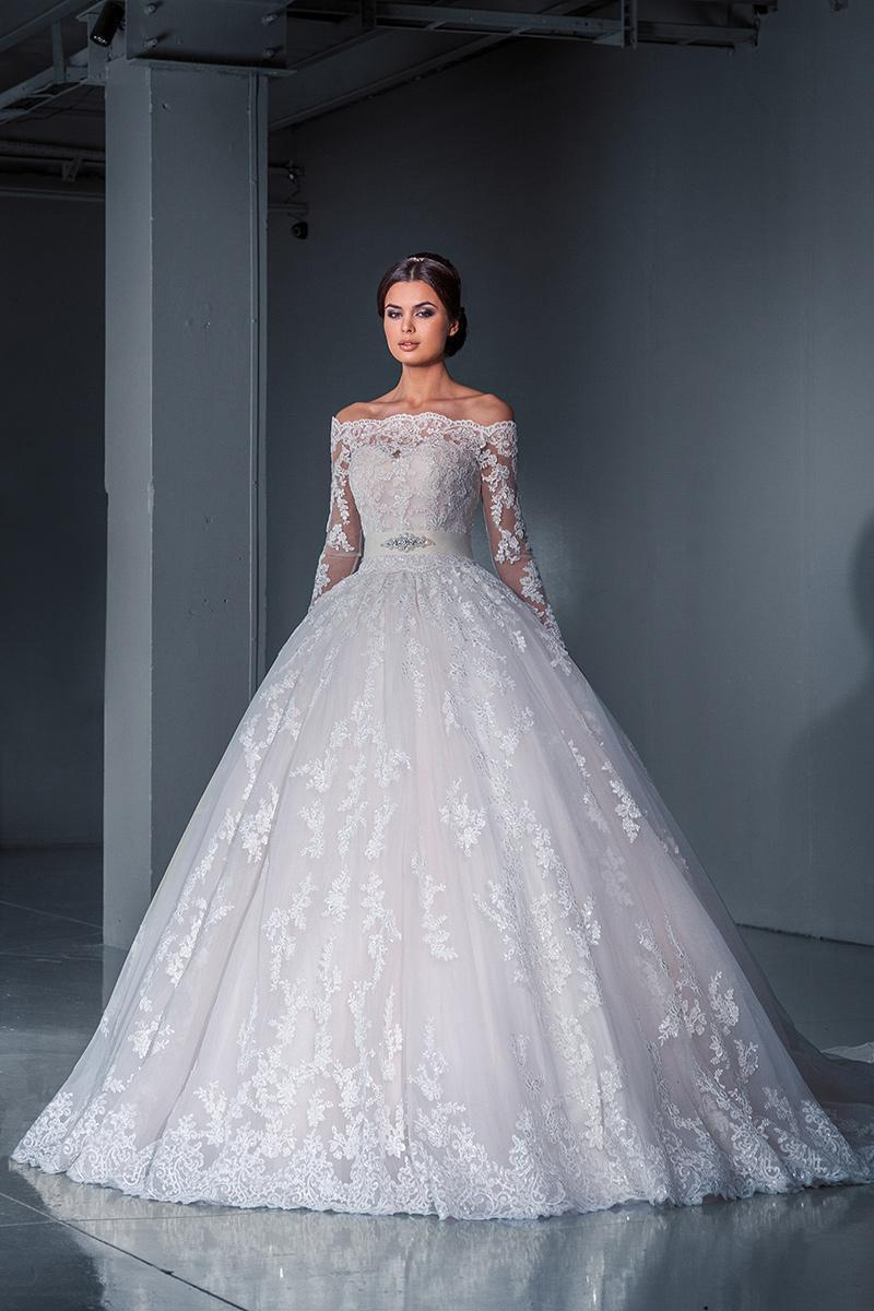 aliexpress : buy luxurious ball gown lace wedding dresses 2015