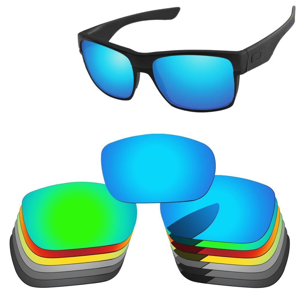 Náhradní čočky PapaViva POLARIZED pro autentické sluneční brýle TwoFace 100% UVA a UVB Protection - více možností