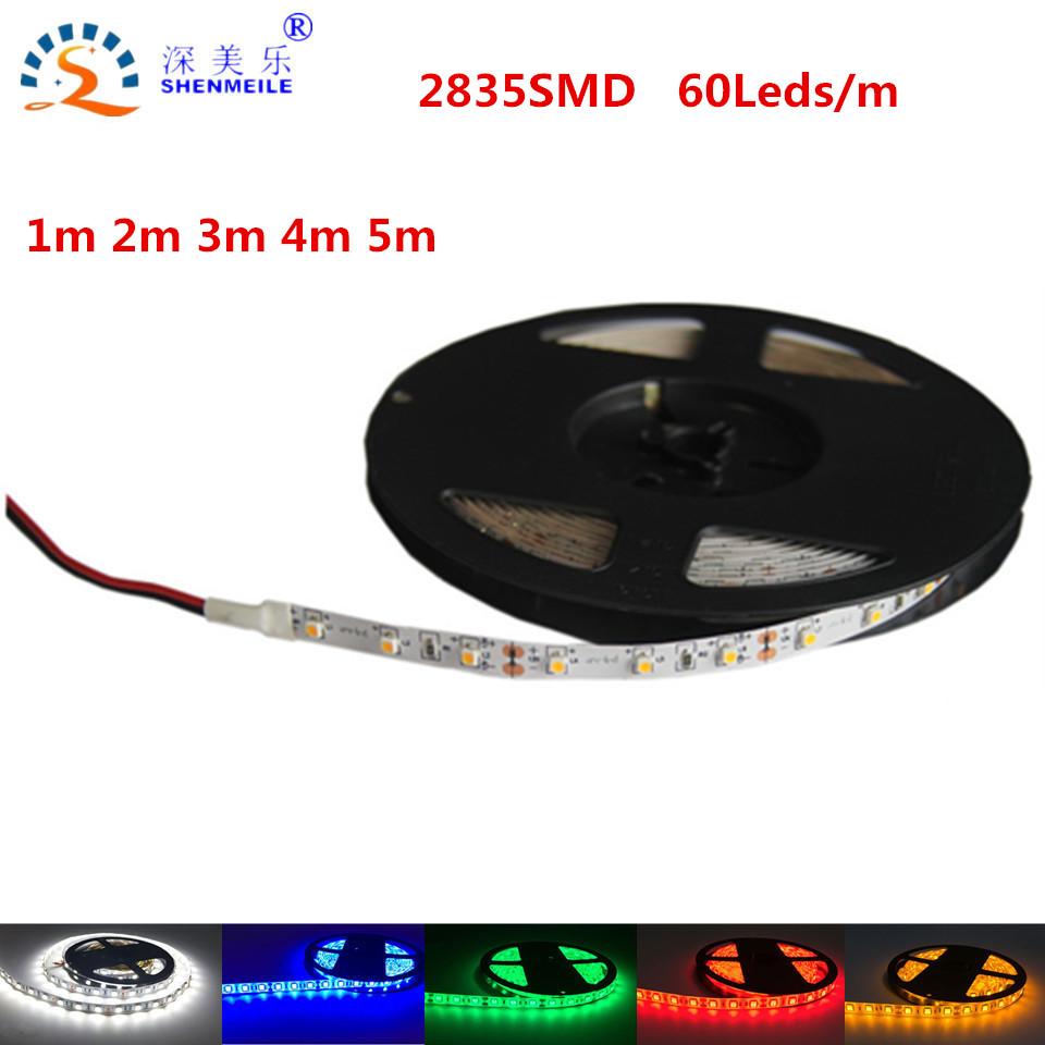 buy 1m 2m 3m 4m 5m ultra bright led strip. Black Bedroom Furniture Sets. Home Design Ideas