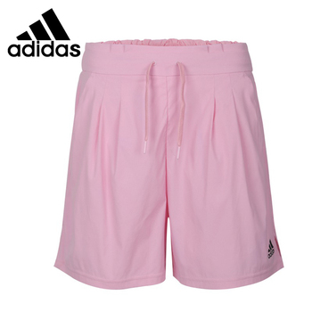 Original New Arrival  Adidas SHORTS PLEATS Women's  Shorts Sportswear