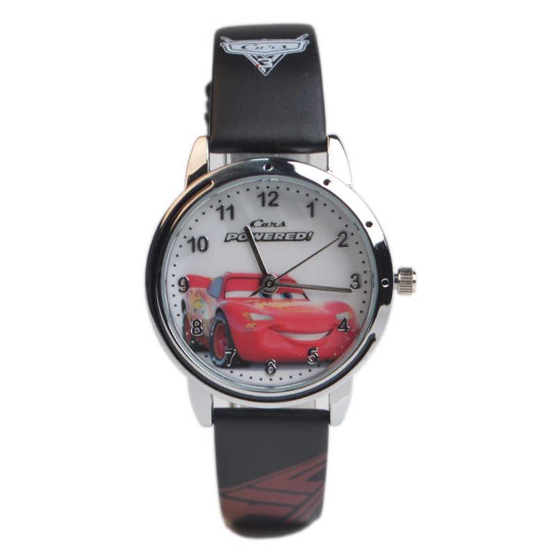 Детские креативные часы с героями мультфильмов для мальчиков и девочек, с принтом автомобиля, роскошные брендовые модные спортивные повседневные наручные часы, рождественский подарок
