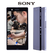 LCD d'origine Pour SONY Xperia Z Ultra Affichage Écran Tactile Digitizer pour SONY Xperia Z Ultra Affichage avec Cadre XL39h XL39 C6833