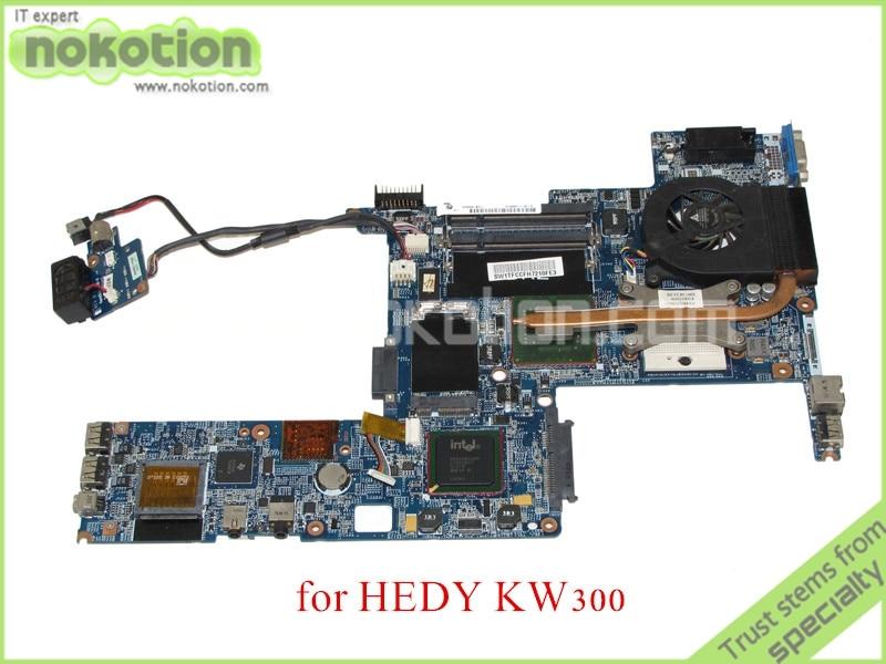 DA0SW1MB8E3 For R610N A60N hedy KW300 E570 Laptop motherboard 945gm DDR2