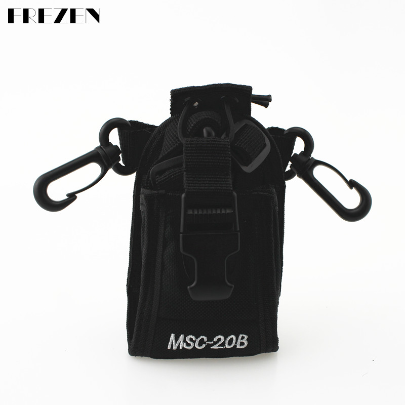 Baofeng Radio Case Holder MSC 20B XQF Portable For Icom Baofeng UV 5R TYT TH F8