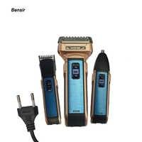 Bensir Portatile Rasoio Elettrico Spina di UE con il Taglio di Capelli calda Twin Blades Multi-funzione di Uso di Corsa di Sicurezza Rasoio per uomini Rscw-888