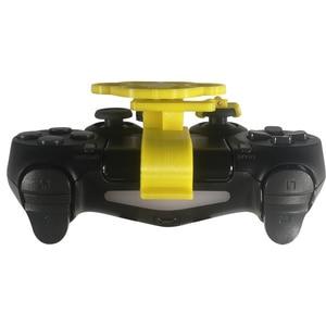 Image 4 - Cool Racing Games Gamepad Pc Steering Wheel Auxiliary Controller Game Joystick Racing Games Simulation Simulator Gamepad For PS4