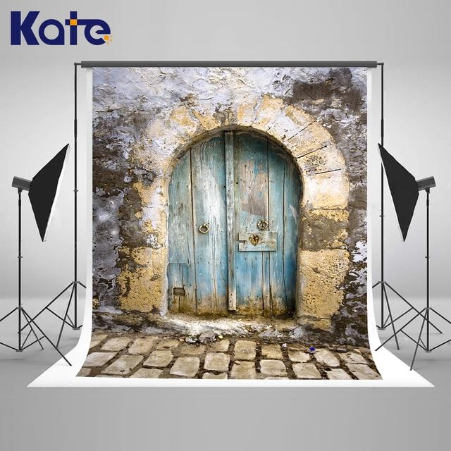 Kate 150x220cm Retro Doors Photography Backdrops Stone Wall Photo Booth Background Brick Floor Studio Background Backdrop & Kate 150x220cm Retro Doors Photography Backdrops Stone Wall Photo ...