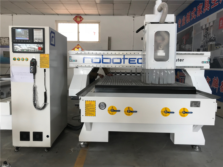 Furniture Making Wood Working Cnc Machine For Wood Carving 1325 Atc Cnc Router/ 4*8 Ft Engraving Milling Wood Art Craft
