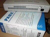 CP424 teléfono PBX/sistema de interruptor con 4 líneas x 24 extensiones