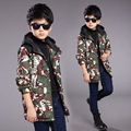 Boys Camouflage sport coat Cotton Jackets For Spring Autumn Teenage Kids Clothing Outerwear 5 6 7 8 9 10 11 12 13 14 15 16 years
