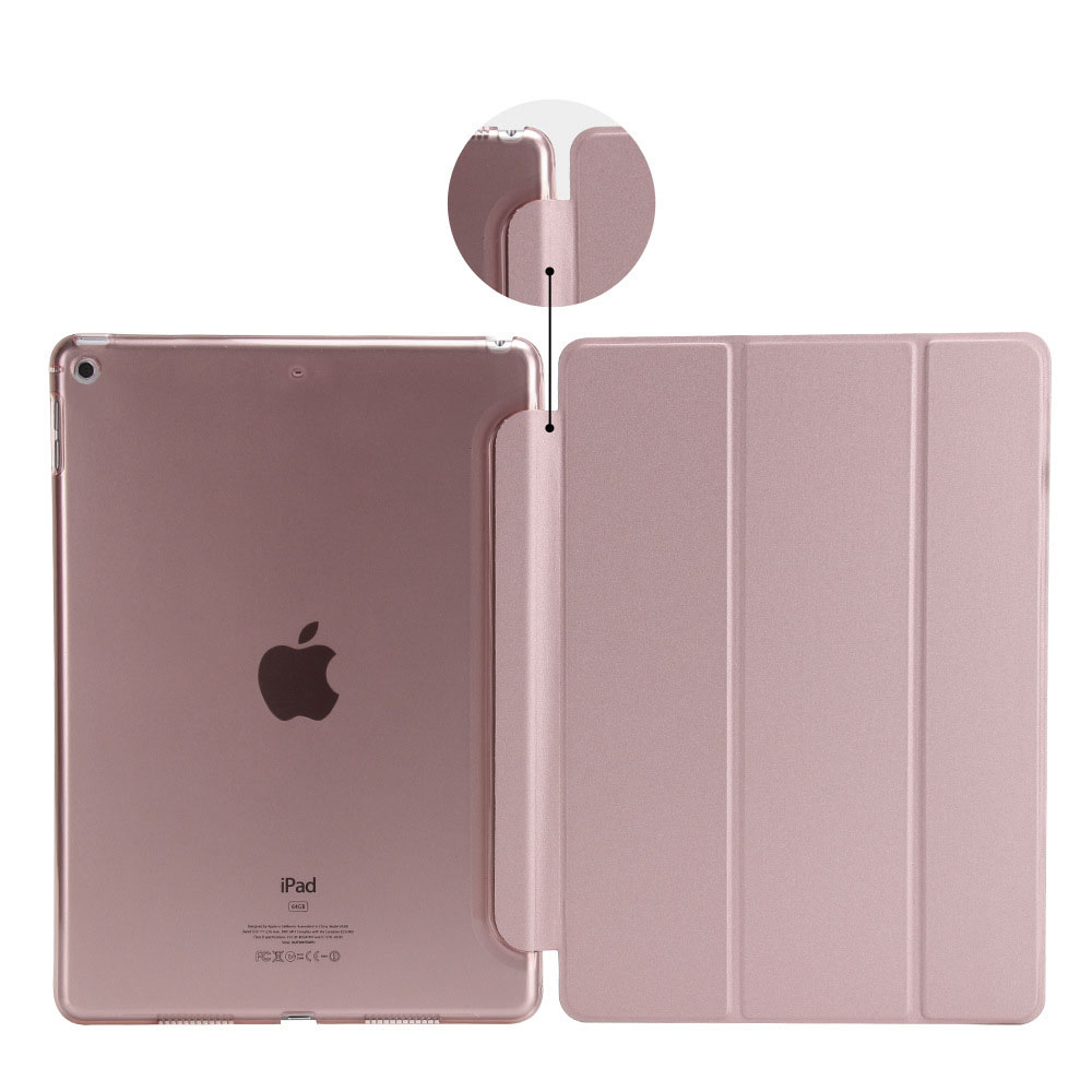 SZKOSTON For Apple iPad Mini 1 2 3 Leather Soft Ultra Slim Smart Flip Shockproof