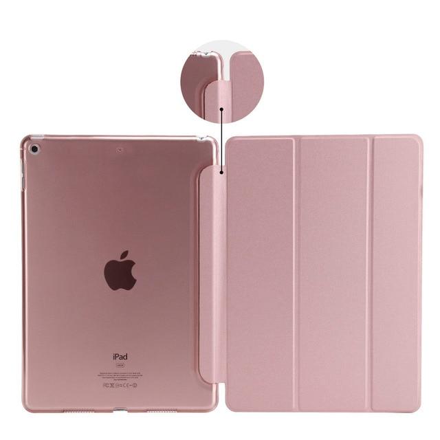 Đối với Apple iPad Mini 1 2 3 Da Mềm Mại Bìa Trường Hợp Ultra Slim Thông Minh Lật Trường Hợp Chống Sốc Thả Sức Đề Kháng Chống -bụi Che Trường Hợp