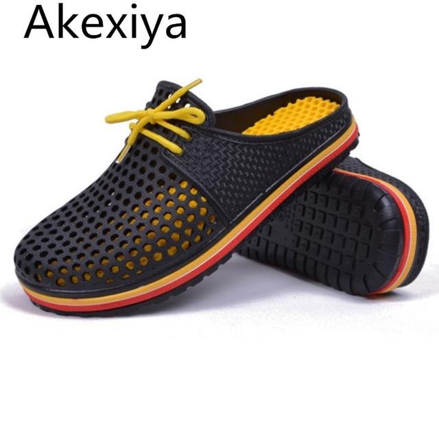 Men Trendy Hollow Breathable Sandals wiki online YAsrc3Ar9n