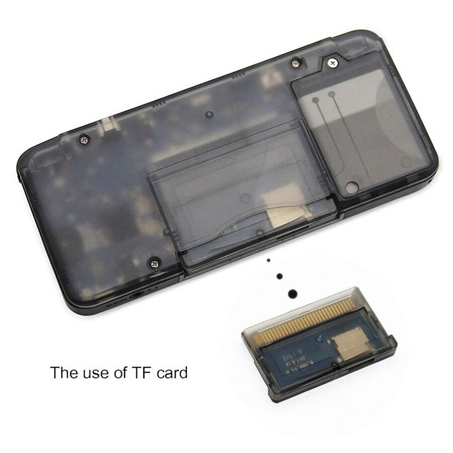 GB GARÇON Portable rétro jeu vidéo console console de jeu Portable 3.0 pouces TF 32 GB soutien eBook Enregistreur Intégré 800 jeux - 3