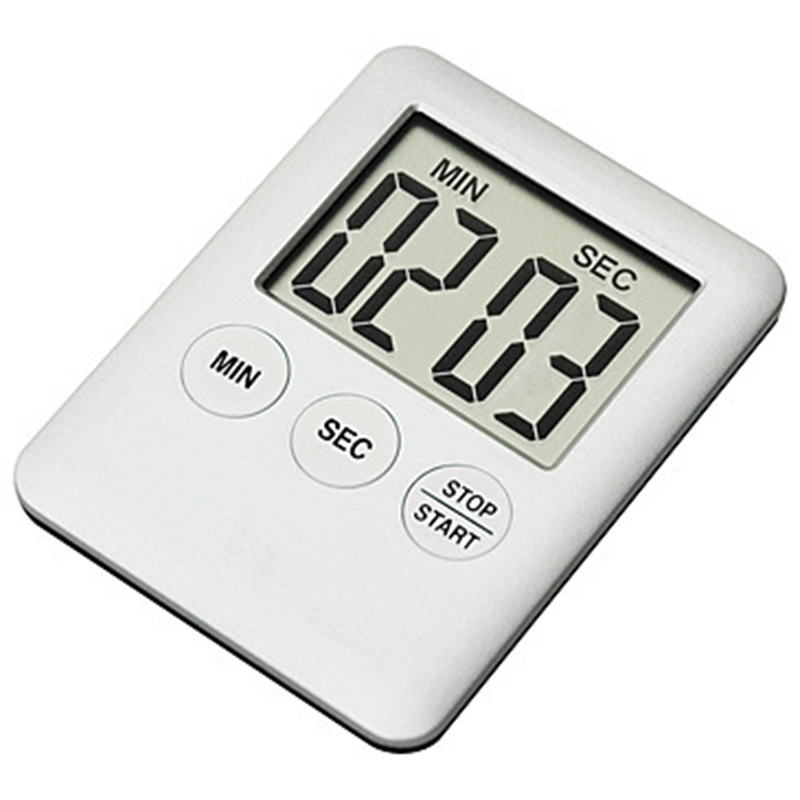 Magnet Kitchen Cooking Timers LCD Digital Screen Home Appliances Kitchen