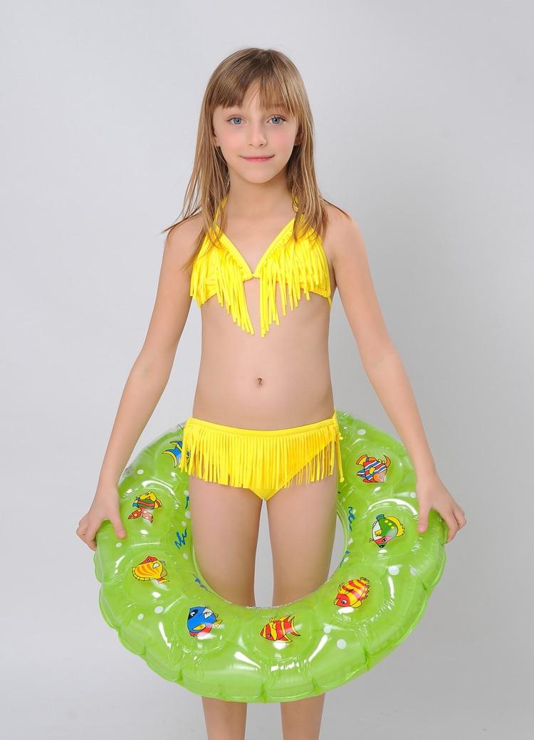 Free Shipping 2pieces Micro Triangle Swimsuit Colorful Children Model Hot Sex Photos Bikini Girl Smocked Baby Swimwear Bikini Crazy Swimwear Brandbikini Flower Aliexpress