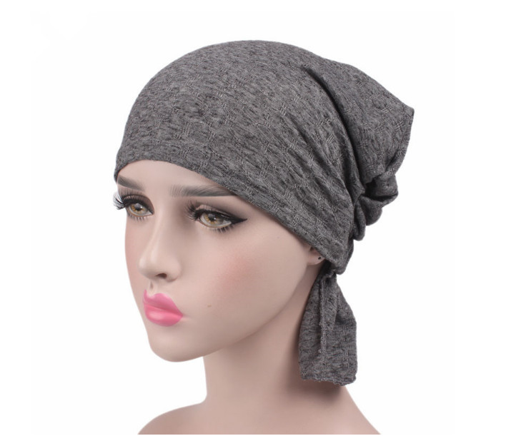 2017 new women's fashion bubble cotton turban hat chemotherapy Muslim hat turban women fashion hats for muslim women jaspreet kaur and neeloo singh antileishmanial chemotherapy