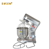 5L Electric planetary Food Mixer Stainless Steel kneading dough machine Egg Beater Household Commercial Bread Dough Mixer