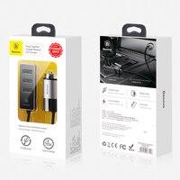 4 USB Car Charger - Cigarette Lighter Car Fast Charging USB Port 12