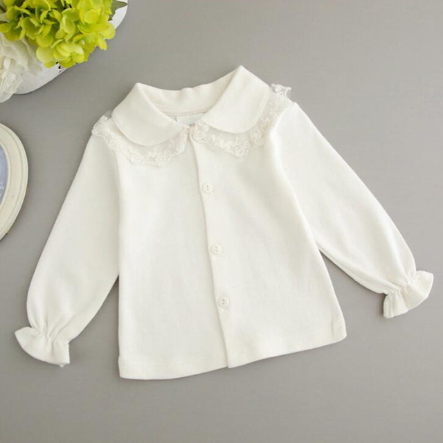 Newborn Baby White T Shirt