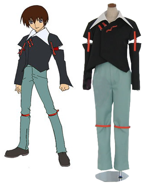 Free Shipping Mobile Suit Gundam Seed Kira Yamato Black Uniform Anime Cosplay Costume