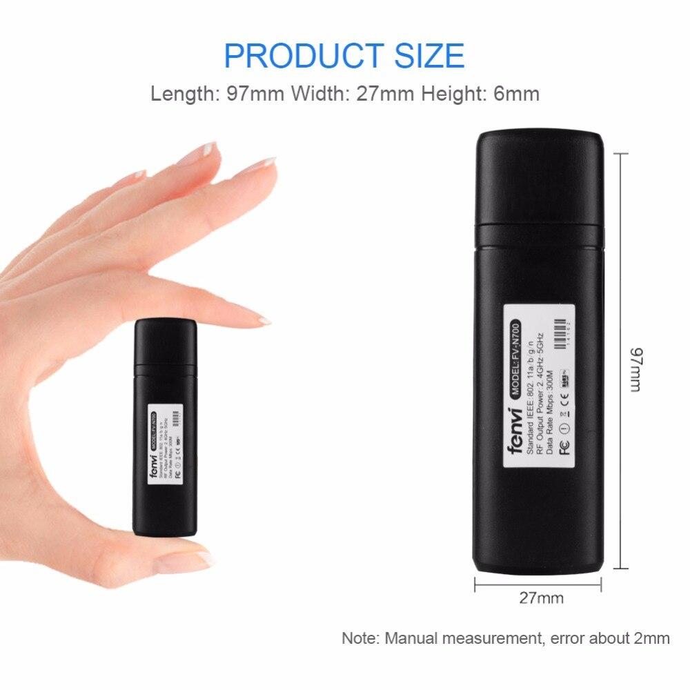 Fenvi Original Bežični WLAN LAN USB za Samsung TV mrežnu karticu - Prijenosni audio i video - Foto 6