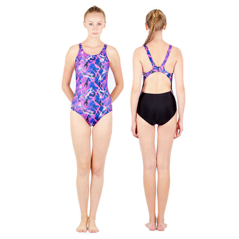 ae762b44cc22f ... HXBY NEW Arena Swimwear Women One Piece Swimsuit For Girls Competitive  Swimming Suit Racing Women's Swimsuits ...