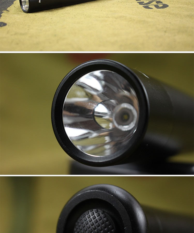 Lomon-5w-Strong-Light-Aluminum-Alloy-Wholesale-Rechargeable-Self-defense-Flashlight_04